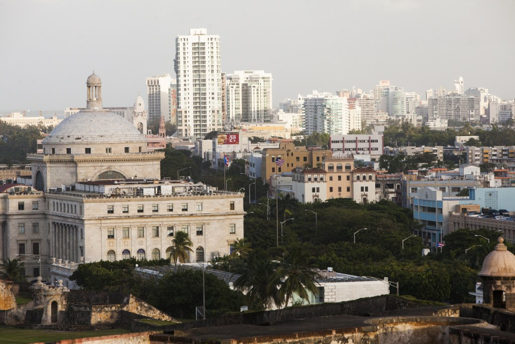 Image: Puerto Rico Struggles With Impending Debt Crisis