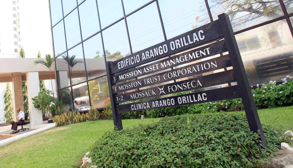 Image: Panamanian law firm Mossack Fonseca