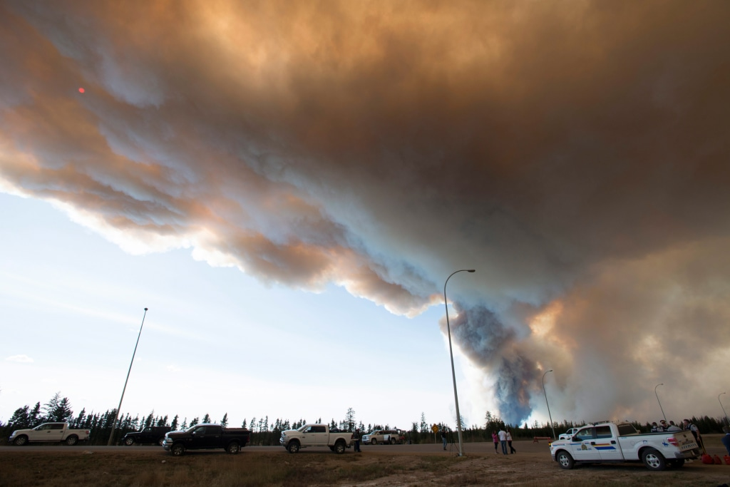Image: Canada Fort McMurray Wildfire