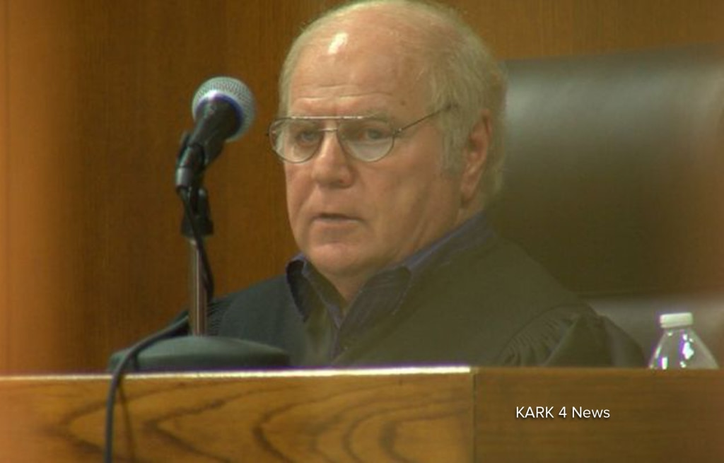 Image: Cross County District Judge Joe Boeckmann