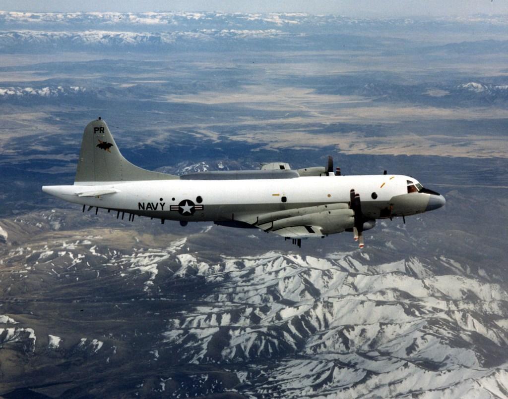 Image: A U.S. Navy EP-3