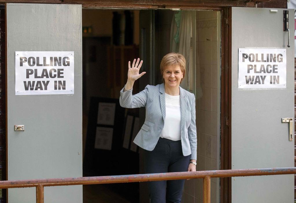 Image: Nicola Sturgeon