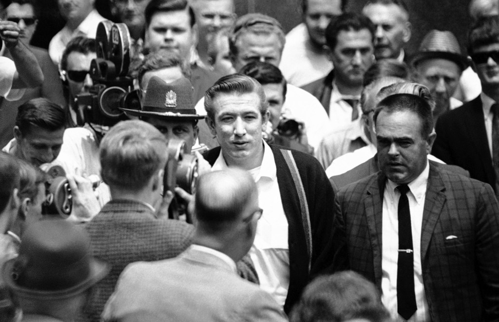 Image: Richard Speck, convicted slayer of eight nurses in Chicago
