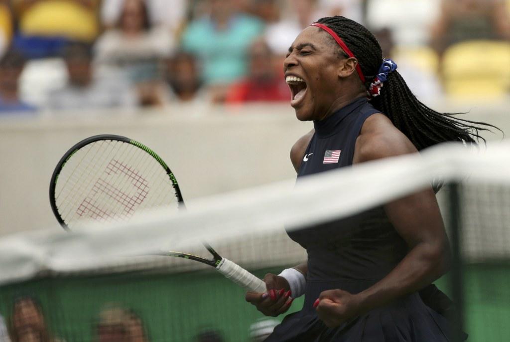 Image: Tennis - Women's Singles First Round