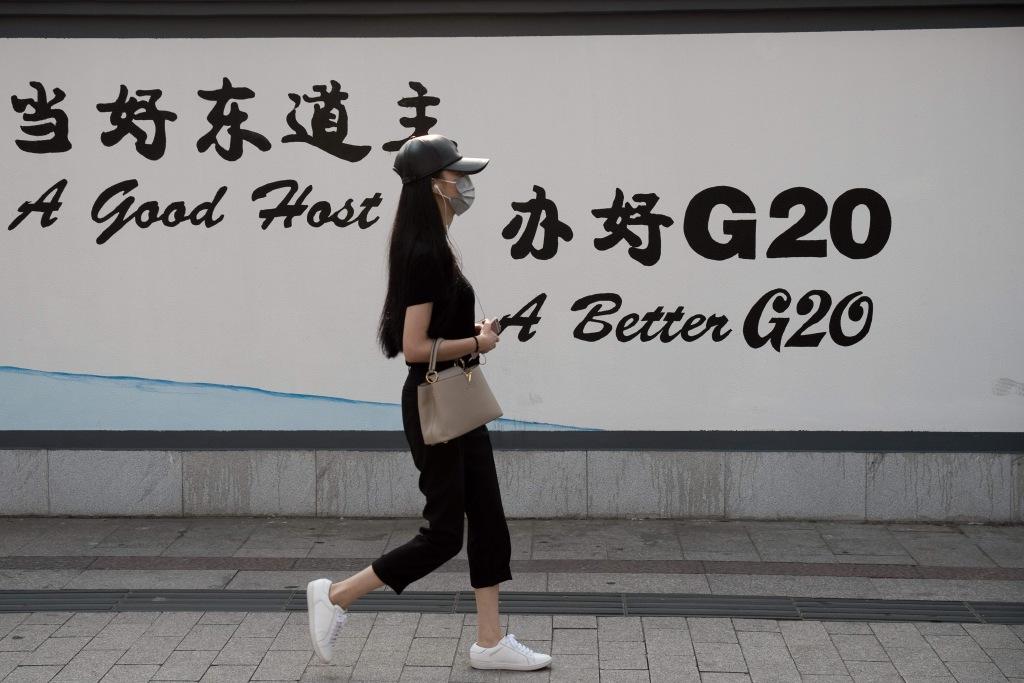 Image: G-20 preparations in Hangzhou, China