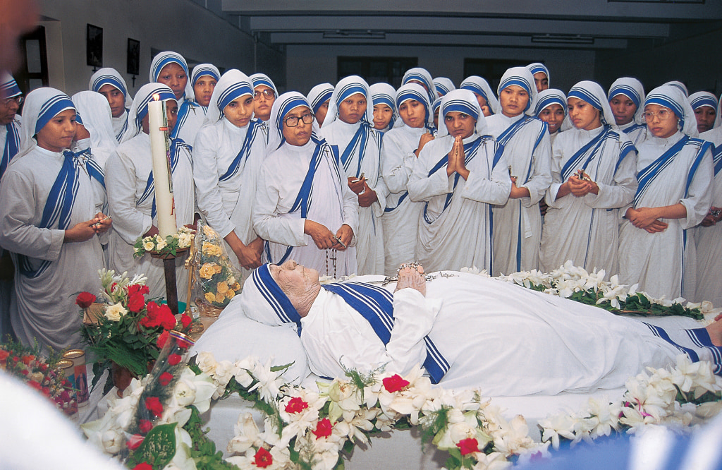 a biography and life work of mother teresa This made it possible for her to extend the scope of her work on october 7, 1950, mother teresa received life was undoubtedly the 1979/teresa-bio.
