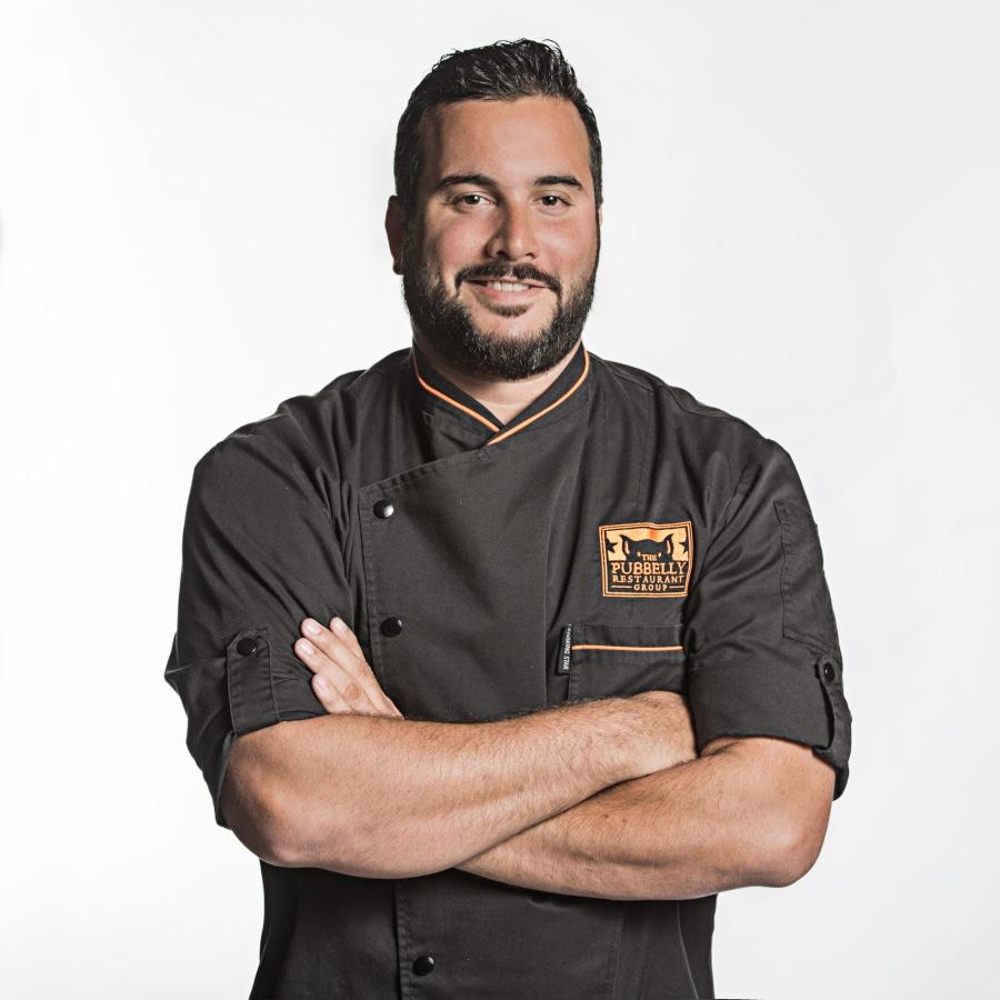 Chef Jose Mend?n of Miami, Florida.