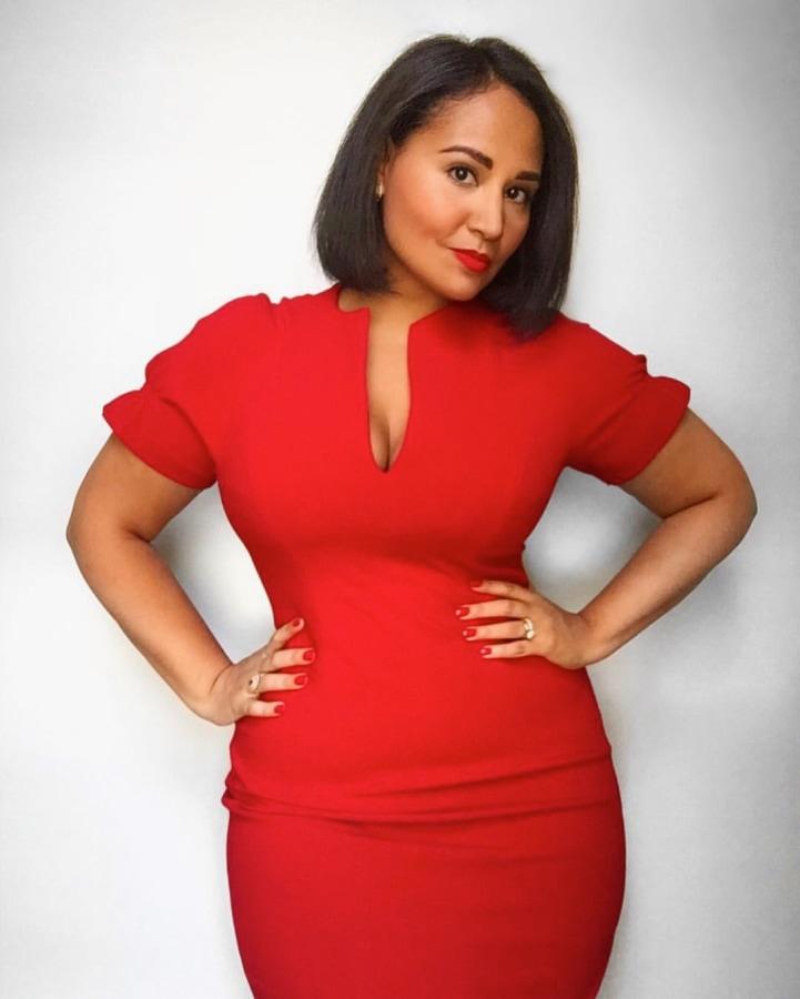 Alejandra Ramos, Food and Lifestyle Expert, New York City.