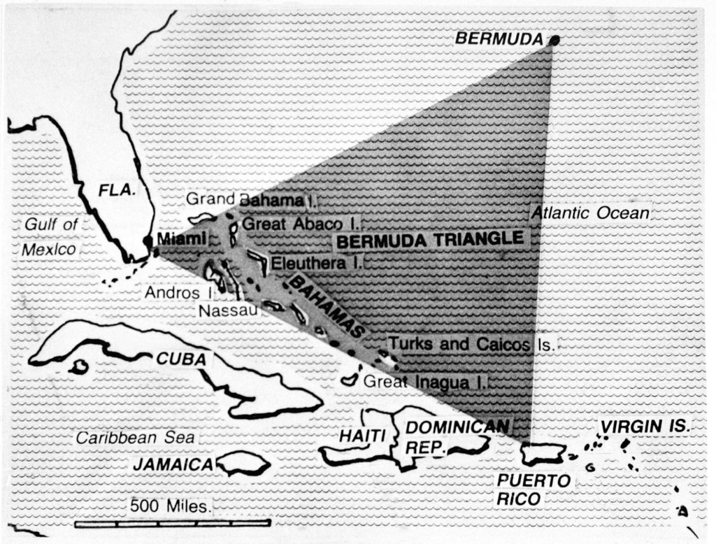 Image: The Bermuda Triangle