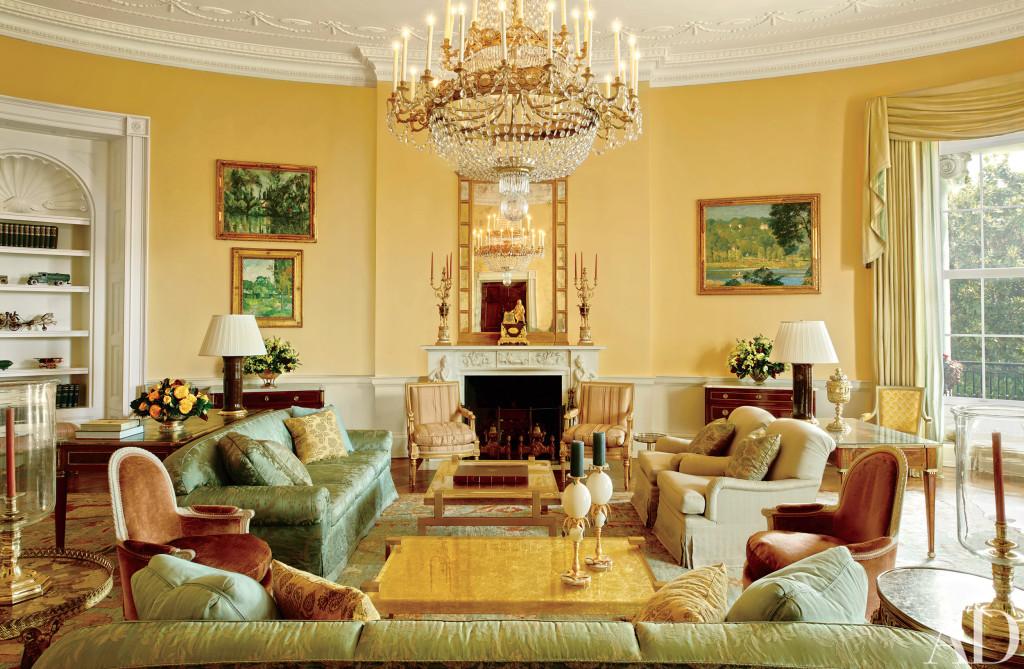 look inside the obamas' stylish white house home  nbc news