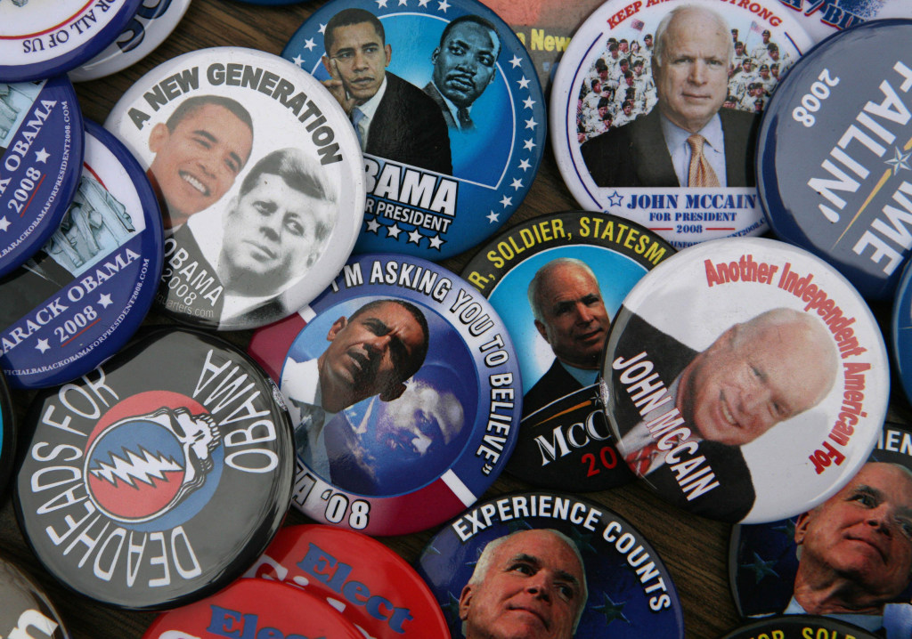 2008  A Look Back At President Barack Obama U0026 39 S Historic