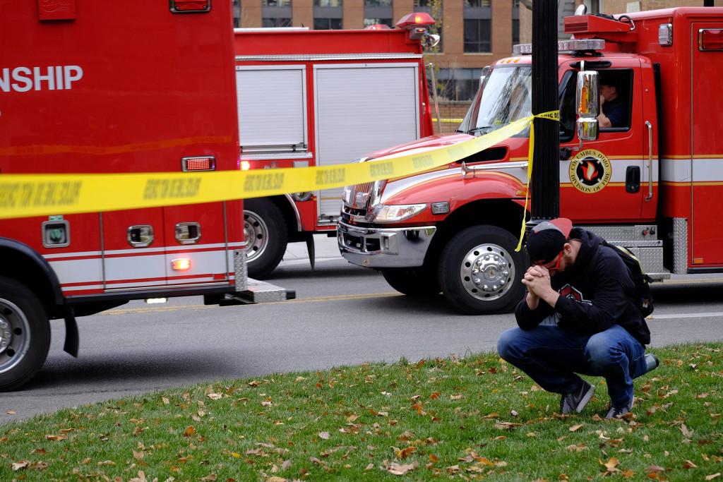 Image: Ohio State Shooting