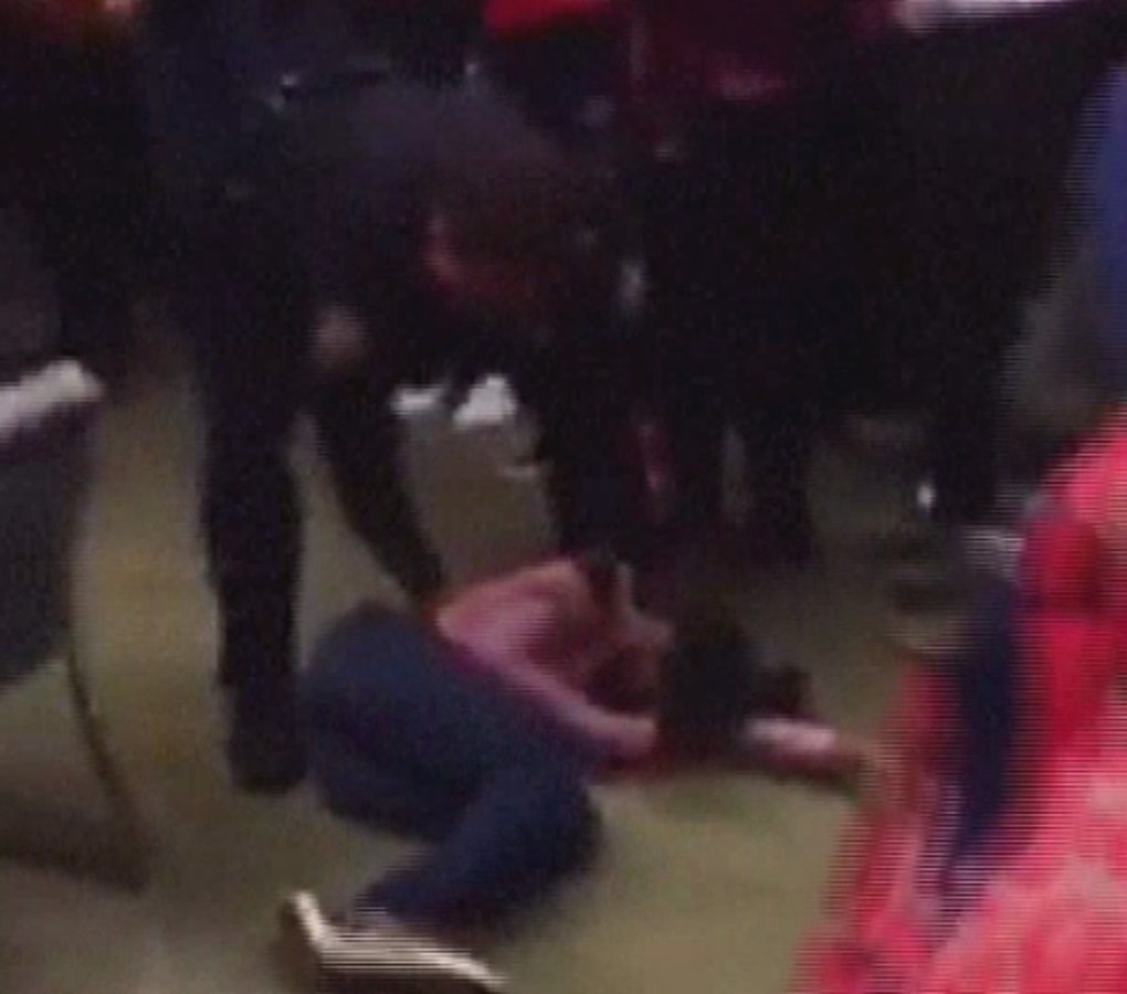 IMAGE: N.C. school officer throws girl to the ground
