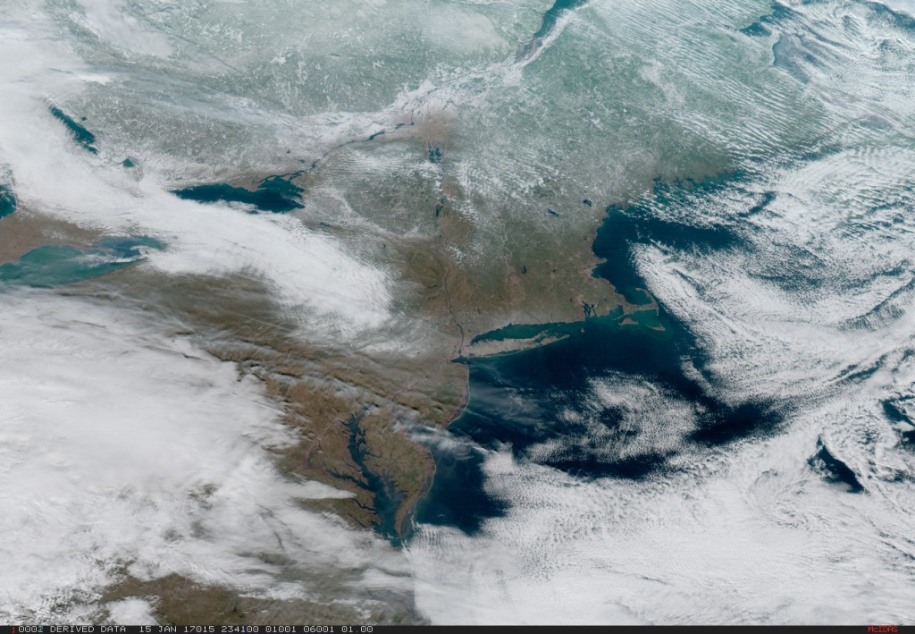 Image: Northeast U.S.