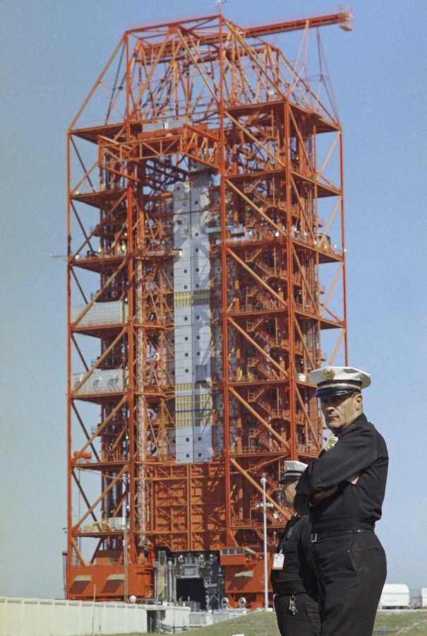 NASA's First Tragedy: 50 Years Since Apollo 1 Fire - NBC News