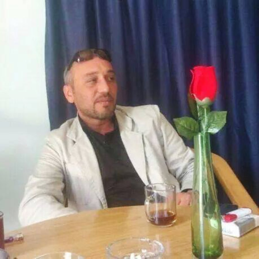 Image: Mazen Merhi al-Moutlak was kidnapped and killed by ISIS in Syria