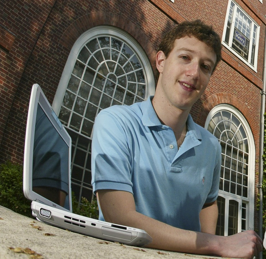 USA - Technology Facebook Creator Mark Zuckerberg