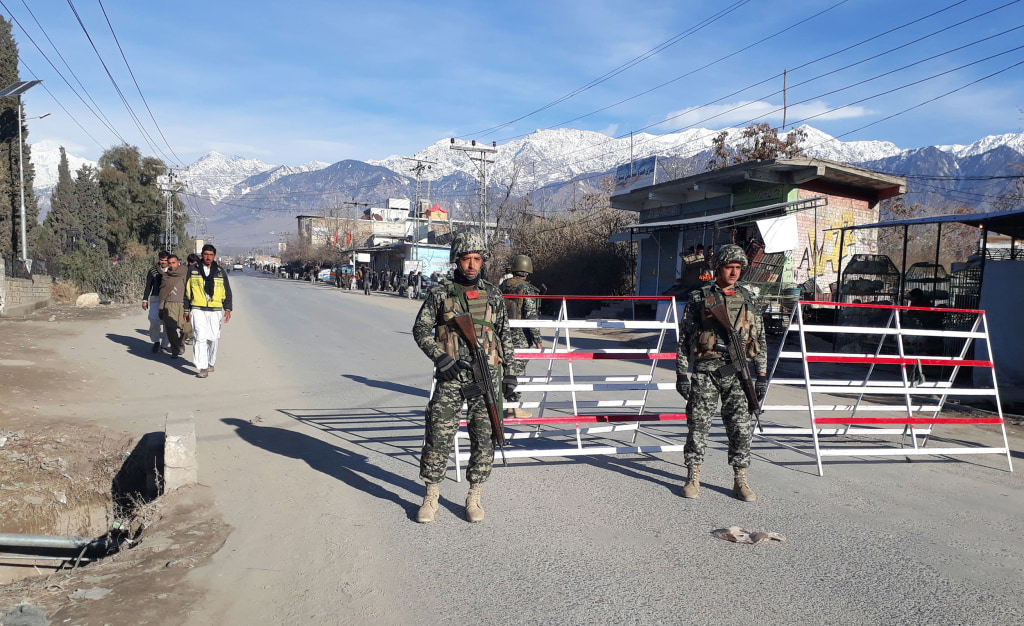 PAKISTAN-NORTHWEST-MARKET-BOMBING