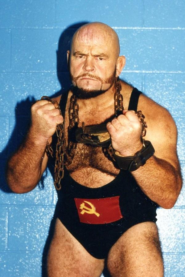 IMAGE: Ivan 'The Russian Bear' Koloff