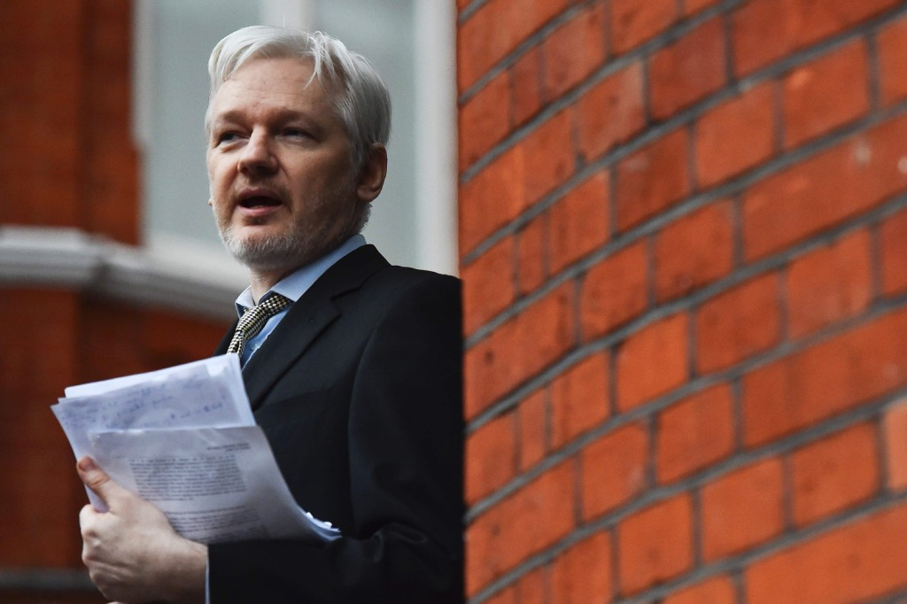 Donald trump jr was in contact with wikileaks during for Julian balcony