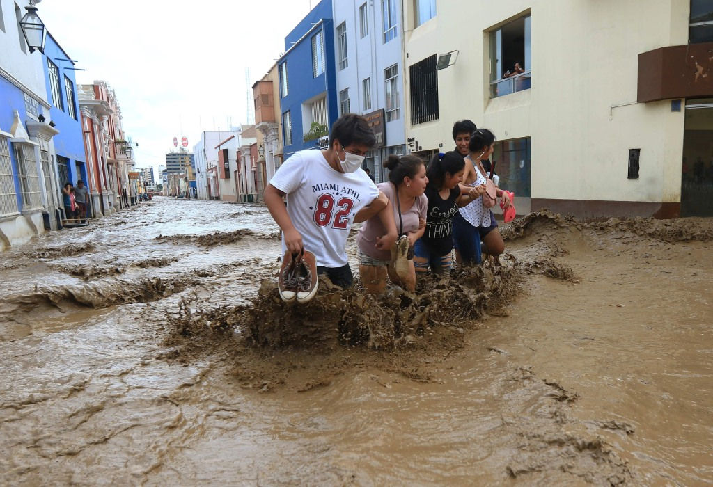 Devastating Floods in Peru Displace Tens of Thousands ...