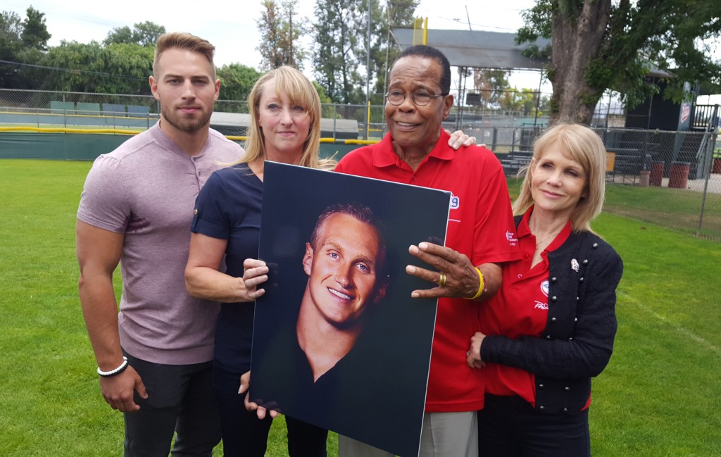 Image: The Carew and Reuland families