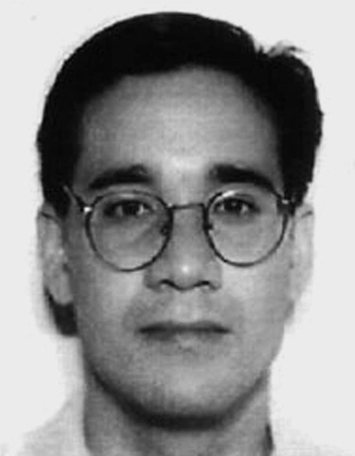 FILE PHOTO OF ALLEGED VERSACE KILLER ANDREW CUNANAN