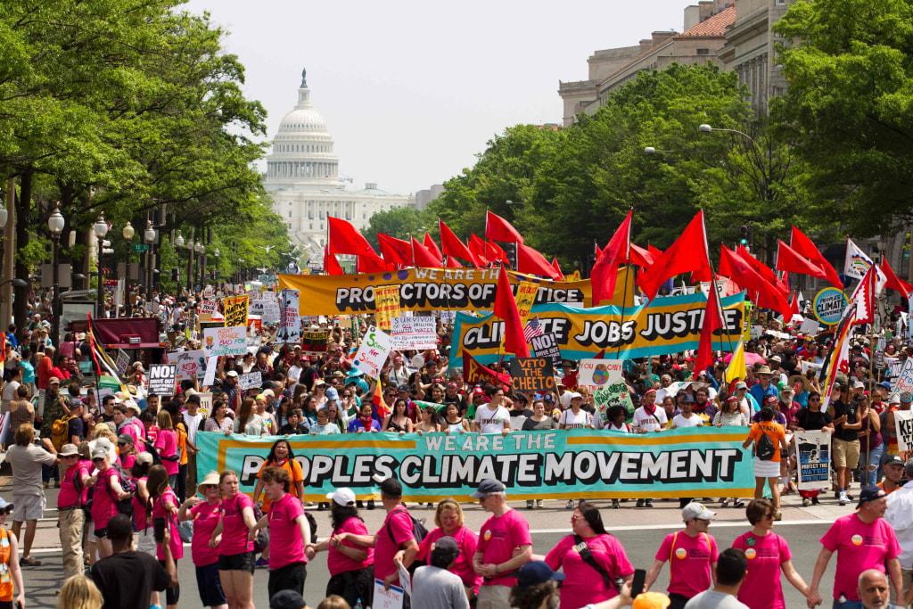 Image: US-POLITICS-ENVIRONMENT-CLIMATE