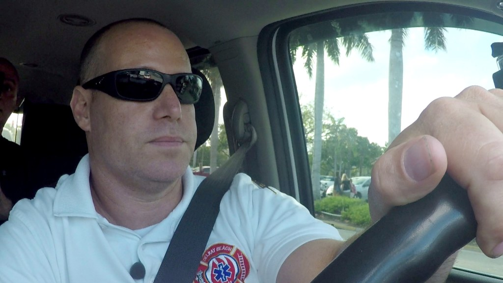 Image: Delray Beach Fire Rescue Chief Todd Lynch