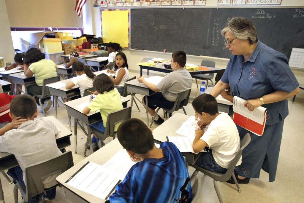 Image: Students in School