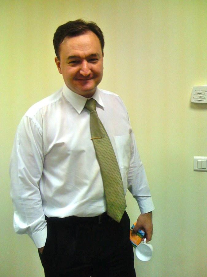 Magnitsky of Hermitage Capital Management