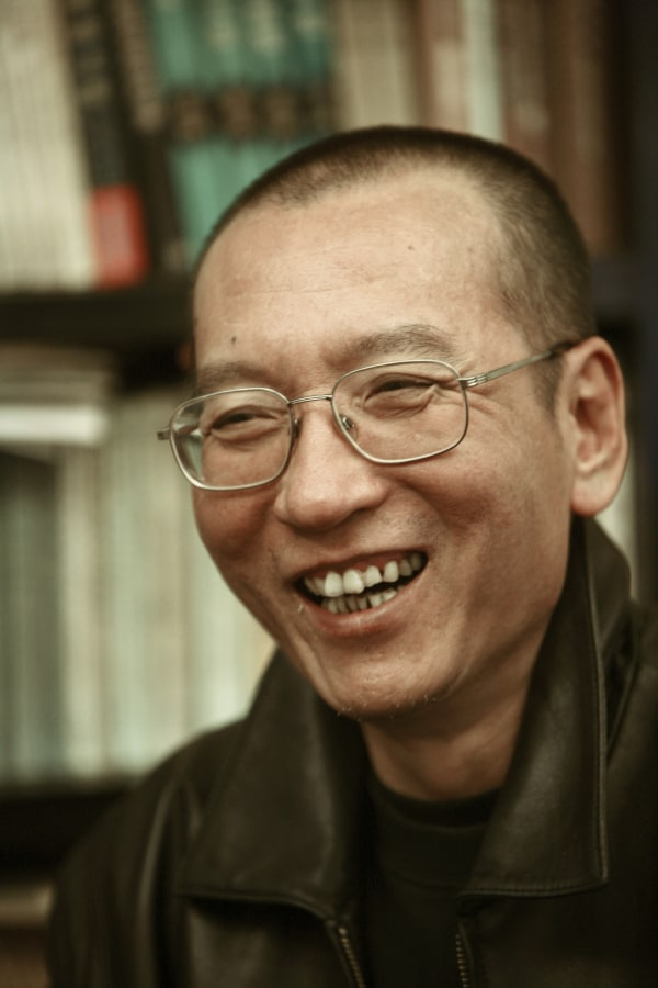 Image: Chinese dissident Liu Xiaobo