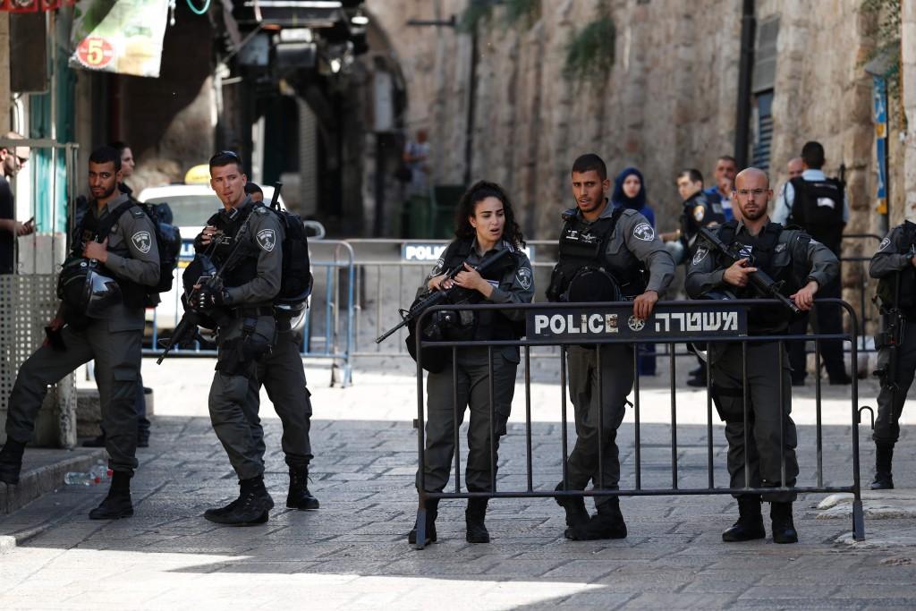 Jew Detector: Two Israeli Cops Killed In Shooting Near Jerusalem Holy