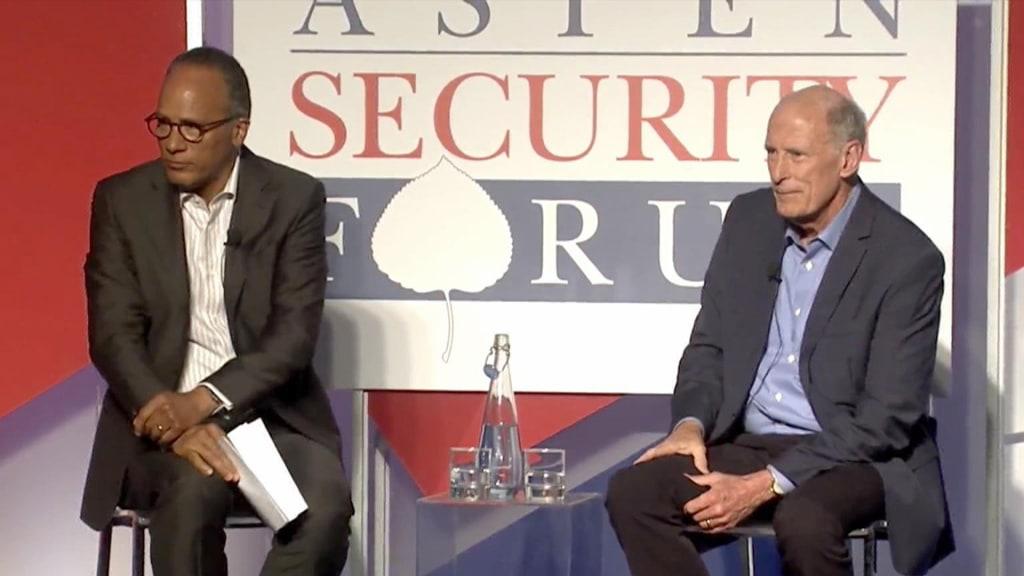 Image: Aspen Security Forum
