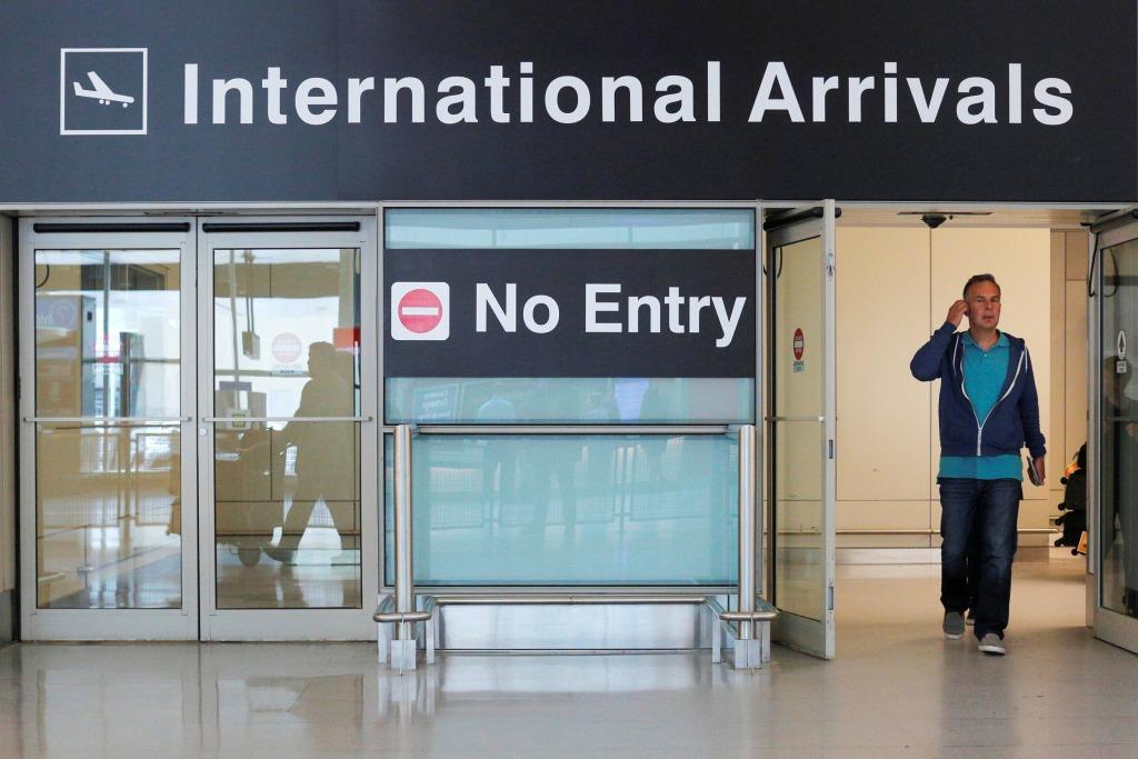 Image: International Travelers Ban