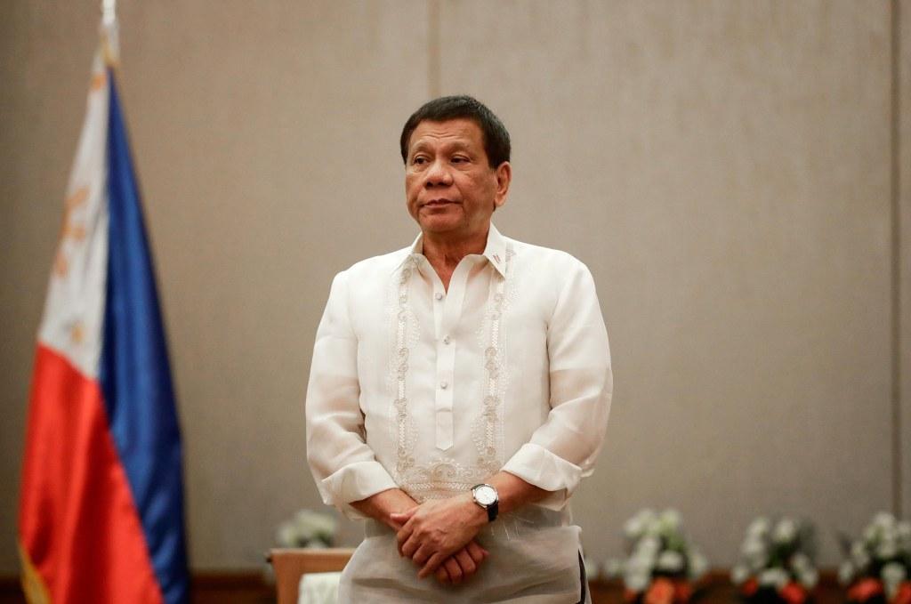 Image: President Rodrigo Duterte