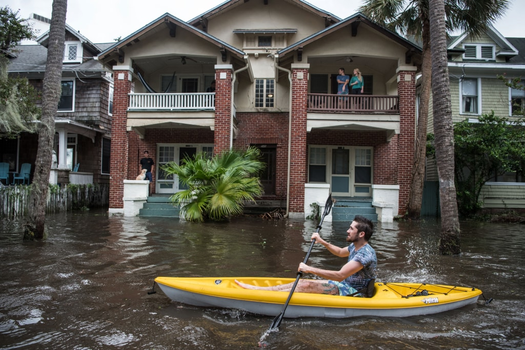 After Irma Florida Confronts Damage And Darkness Nbc News