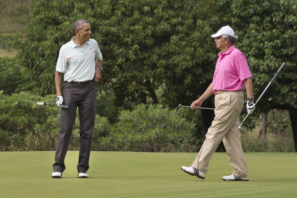 Barack Obama, Najib Razak