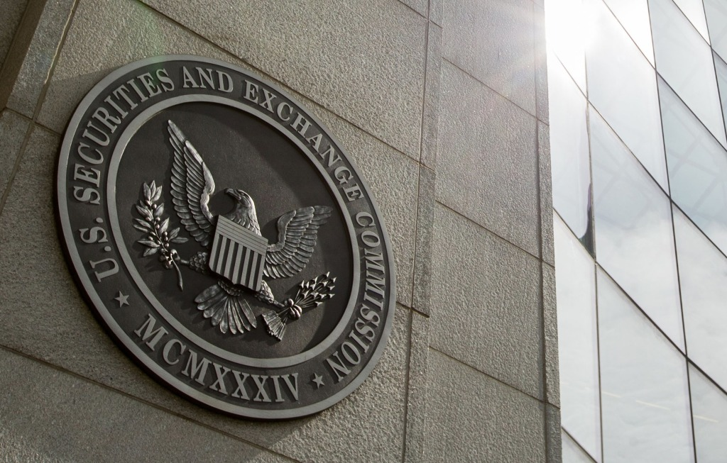 Image: Securities and Exchange Commission; SEC