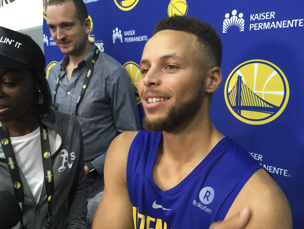 Image: Stephen Curry