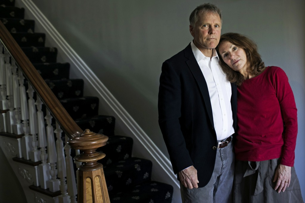 Image: Fred and Cindy Warmbier, the parents of Otto Warmbier