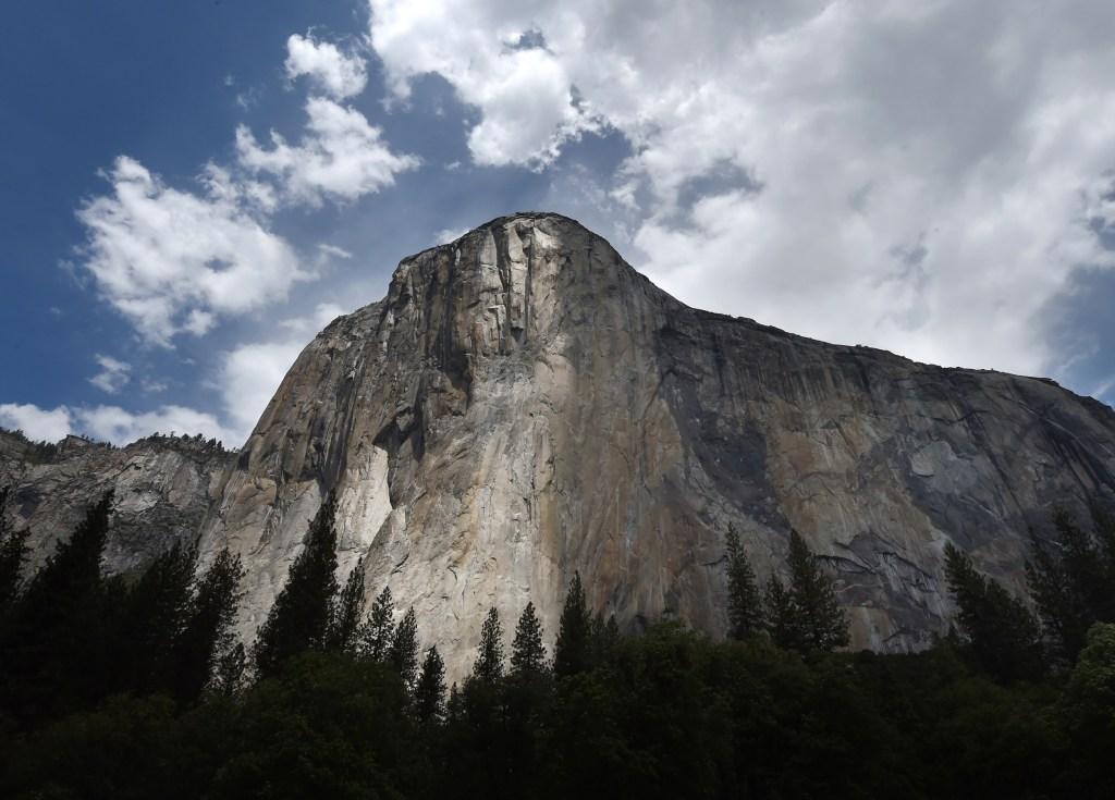 Image: El Capitan at Yosemite