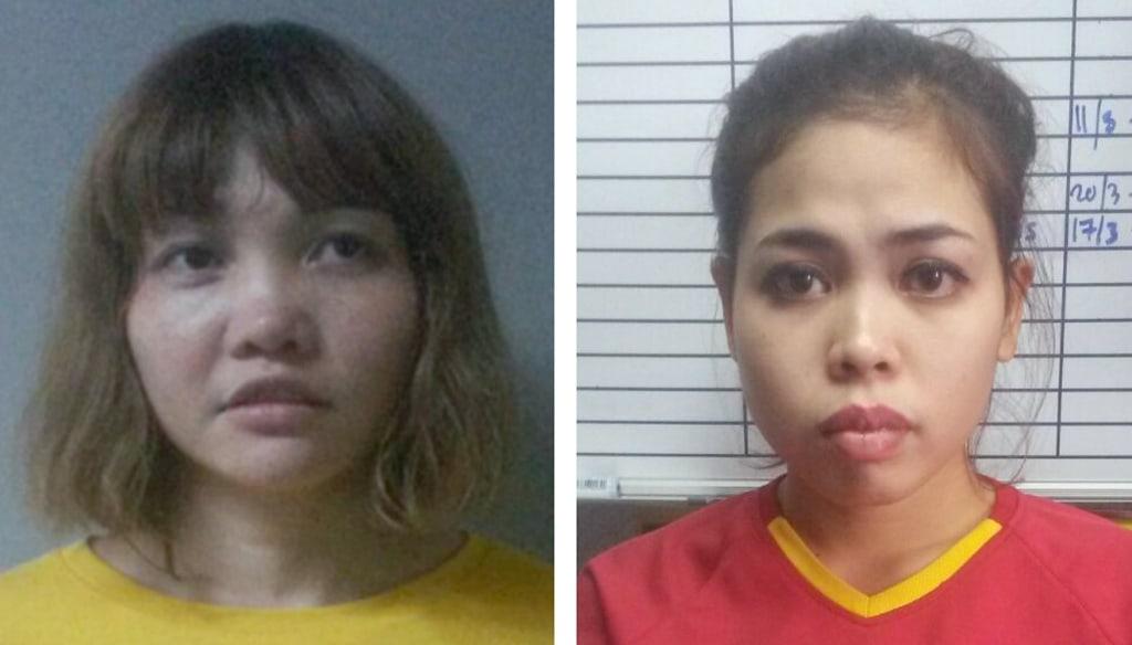 Image: Doan Thi Huong and Siti Aisyah