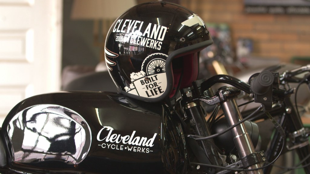 Cleveland Cyclewerks bikes are hoping to bring manufacturing jobs back the US