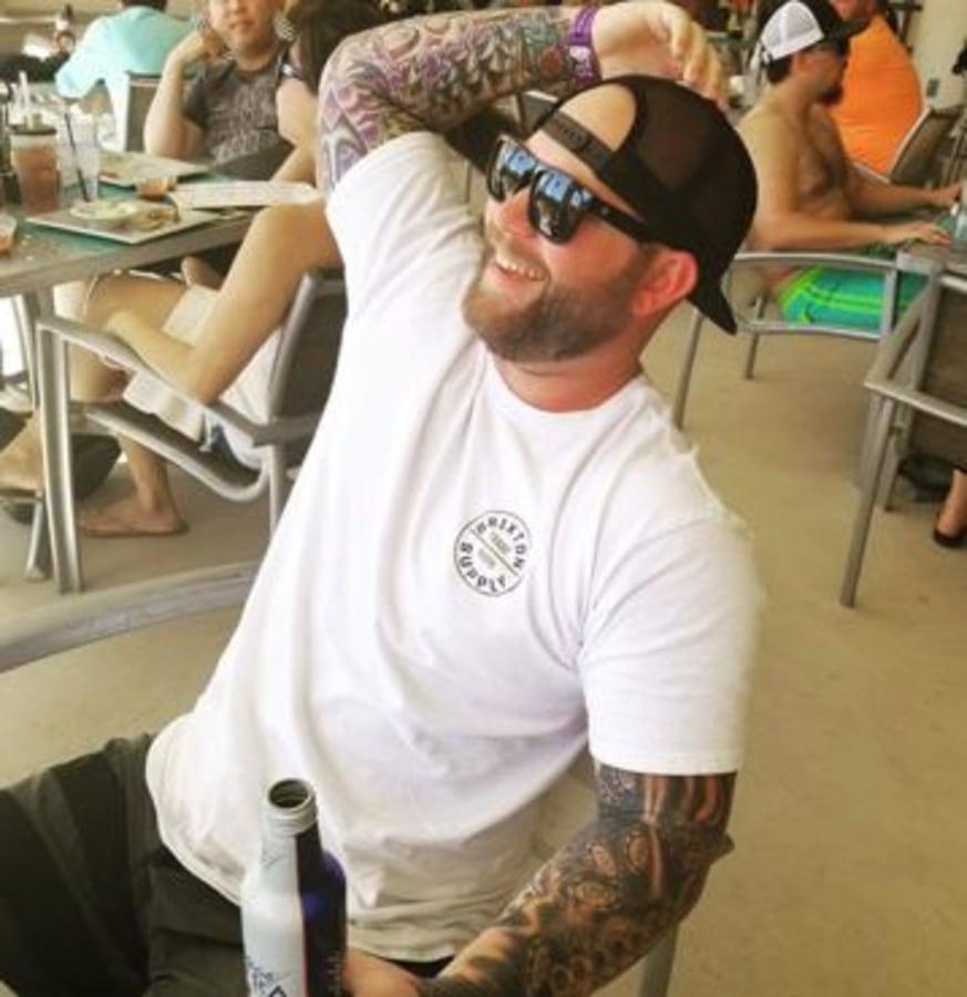 Image: Las Vegas Shooting Victim Christopher Roybal