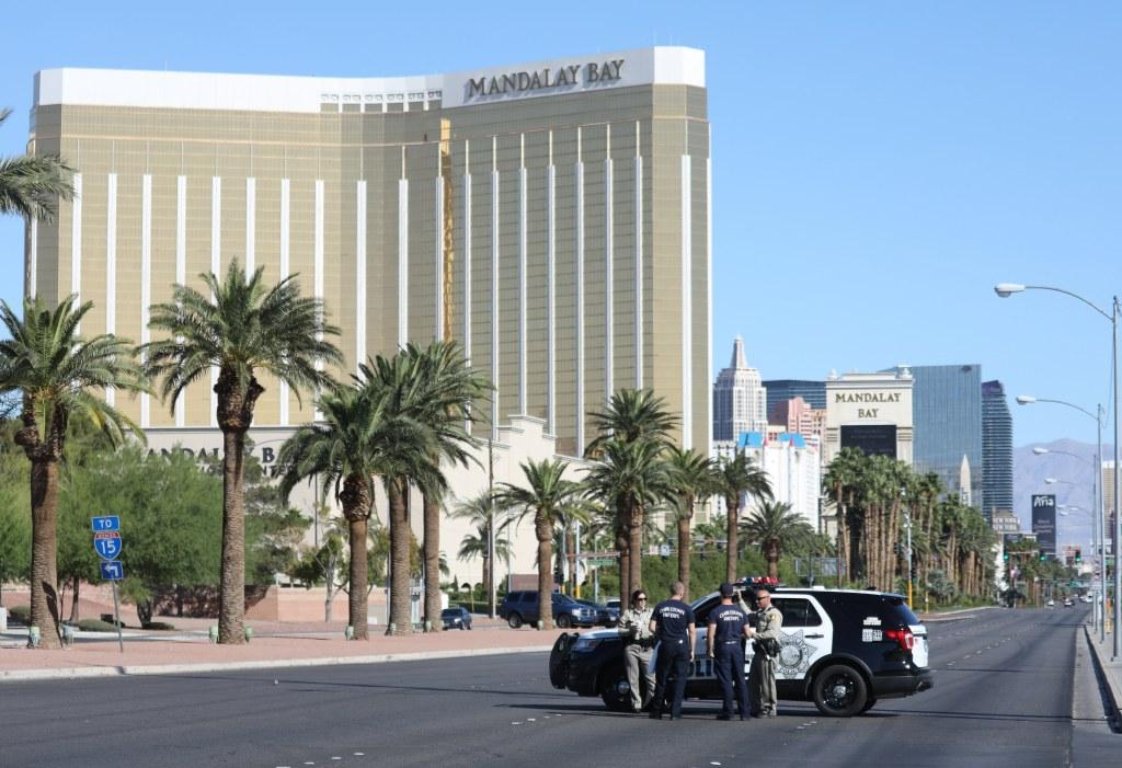 Image: Mass Shooting in Las Vegas