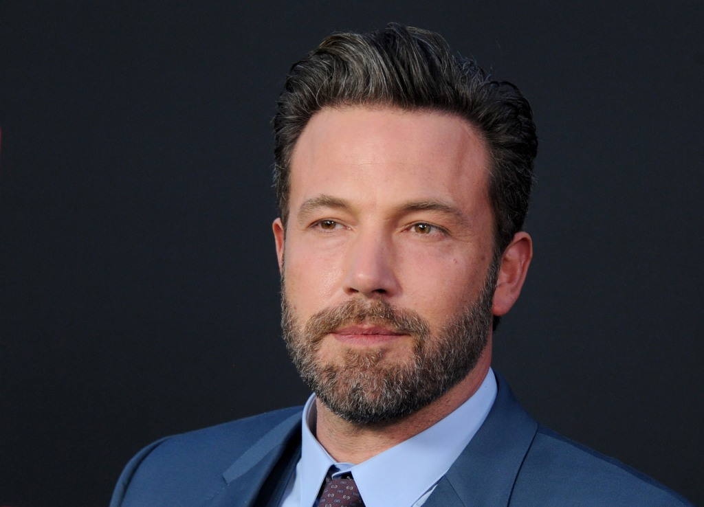 "Image: Actor Ben Affleck arrives at the premiere of Warner Bros Pictures' ""The Accountant"""