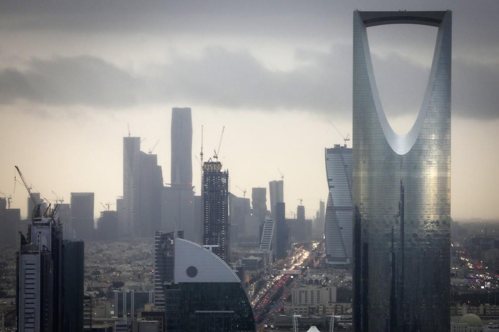Image: General Views Of Saudi Arabia's Capital