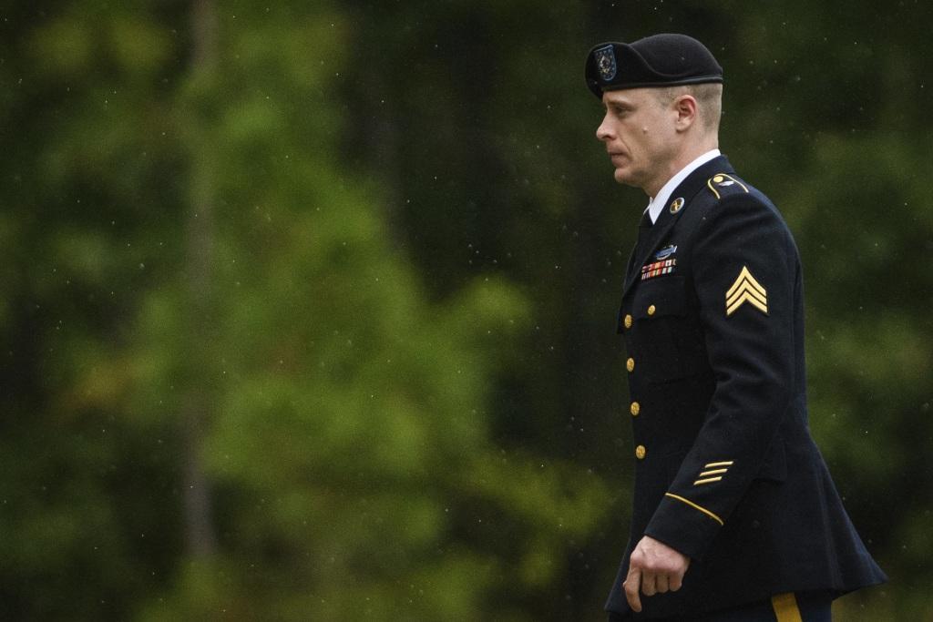 Image: Sgt. Bowe Bergdahl