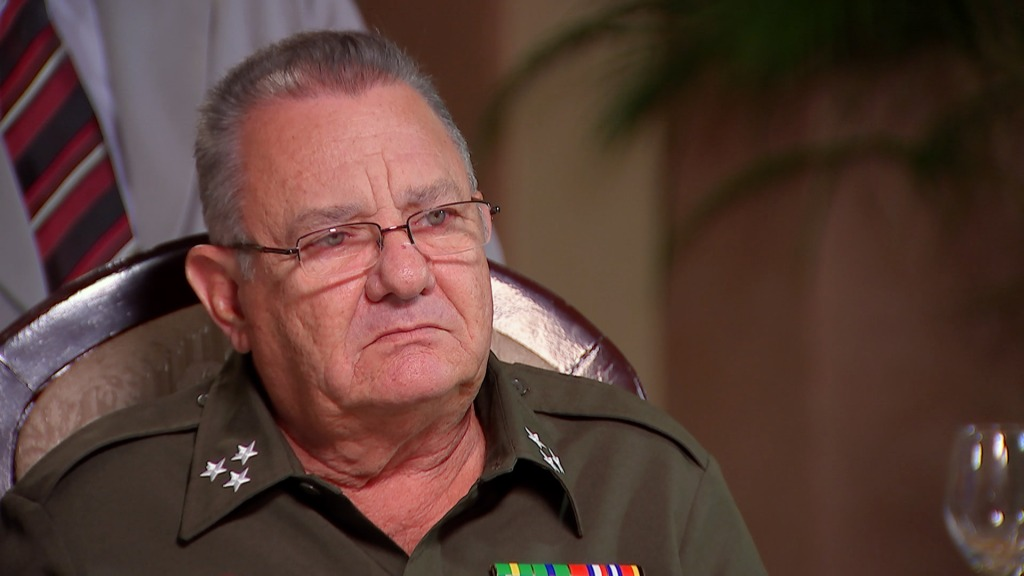 Image: Cuban Lt. Col. Ramiro Ramirez speaks about the suspected sonic attacks that sickened American diplomats